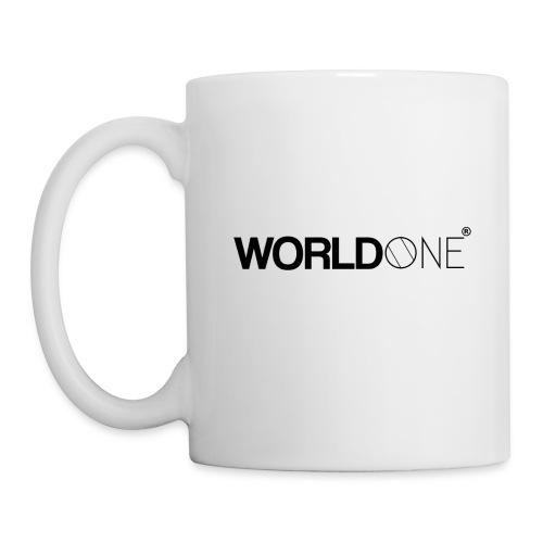 WorldØne© - Mug blanc