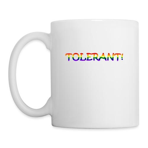 Tolerant Rainbow #1 - Tasse