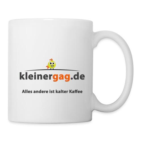 Tasse kalter Kaffee png - Tasse