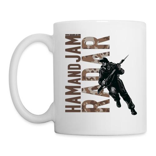 haj tee radar2 - Mug