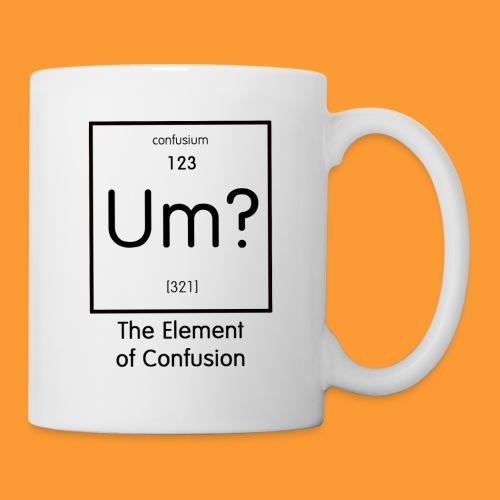 element of confusion - Mug