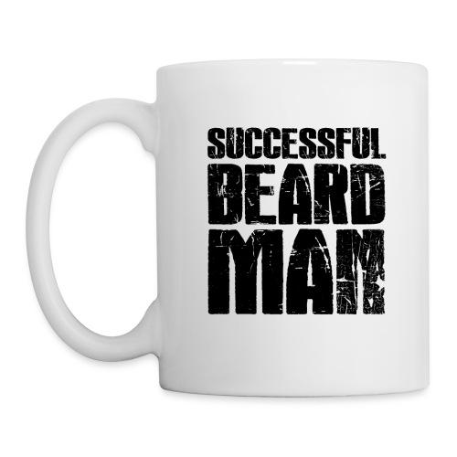Successful Beard Man - Mug blanc