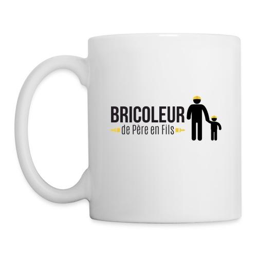 BRICOLEUR DE PERE EN FILS - Mug blanc