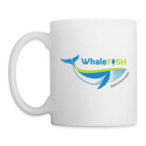 WF Logo With Strap png - Mug