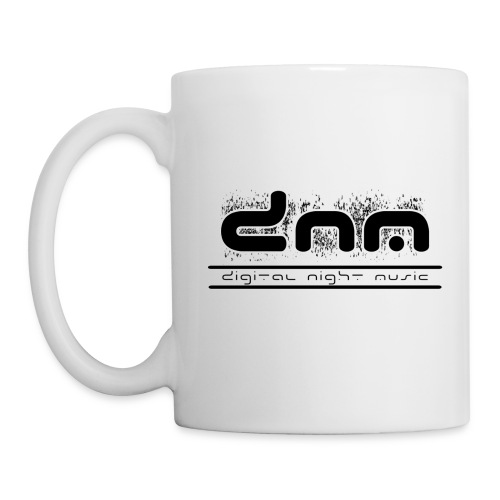 dnm logo whitebg 4000x1767 - Mug