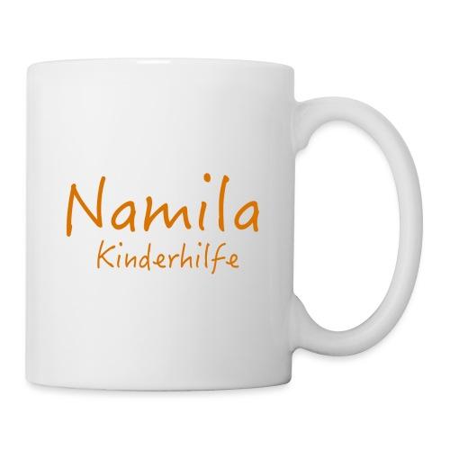 Namila Kinderhilfe Schrif - Tasse