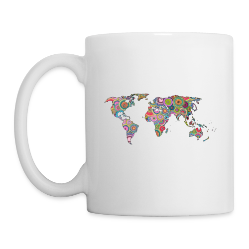 Hipsters' world - Mug