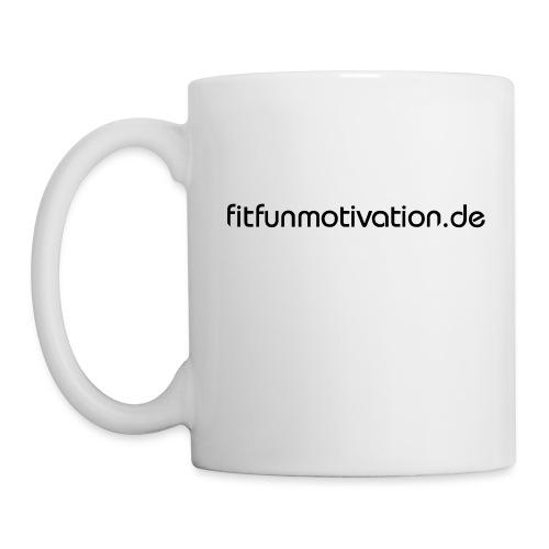 ffm schriftzug - Tasse
