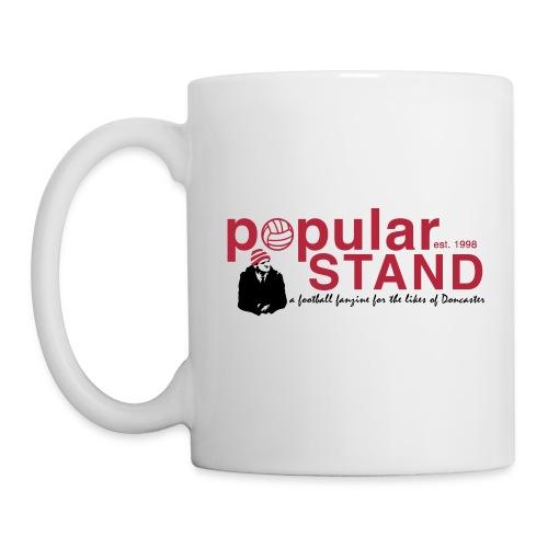 Popular Stand Mast Head 2 Colour - Mug