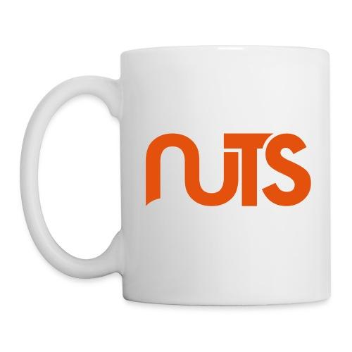 Nuts logo - Mok
