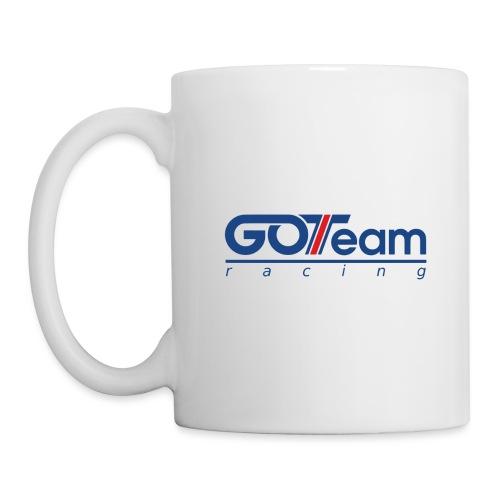 GOTeam Racing Blue - Mugg