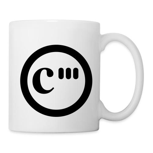 Logo Kreis - Tasse