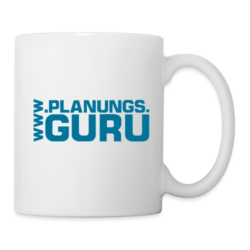 guru logo w final - Tasse