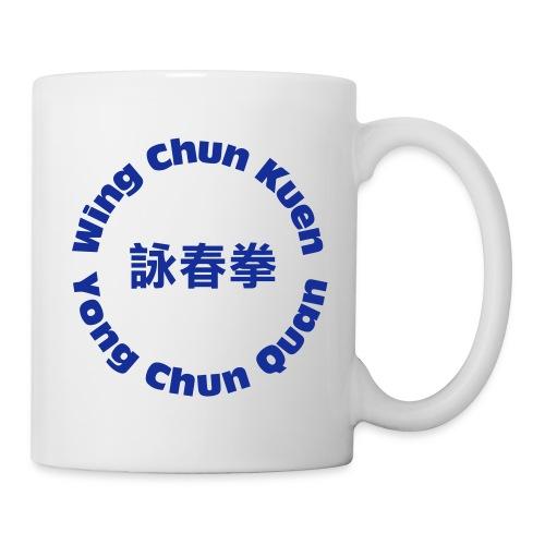 WCAA Wing Chun - Mugg