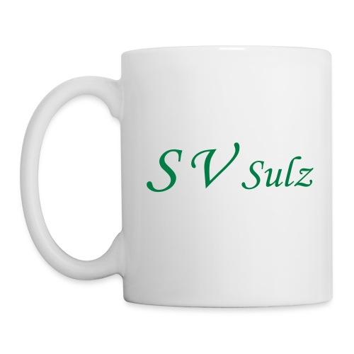 svs schrift 2 - Tasse