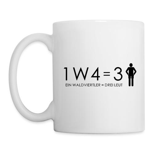 1W4 3L - Tasse