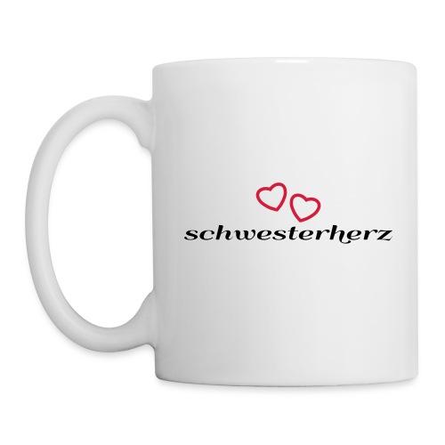 schwesterherz - Tasse