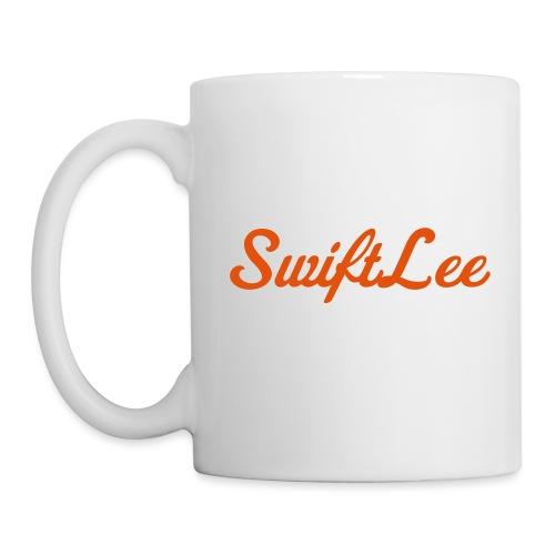 SwiftLee Orange Logo - Mok