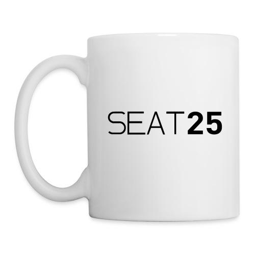 Seat25 Logo Dark - Mug