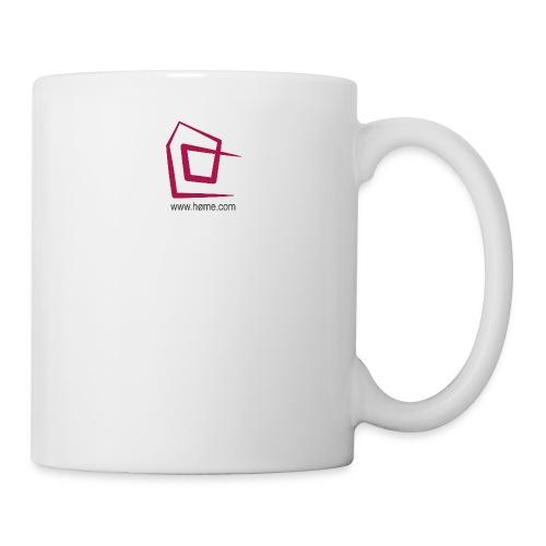 logo - Mug blanc