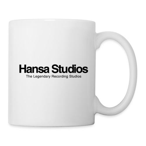 Hansa Studios Cup | Fresh Line (White) - Tasse