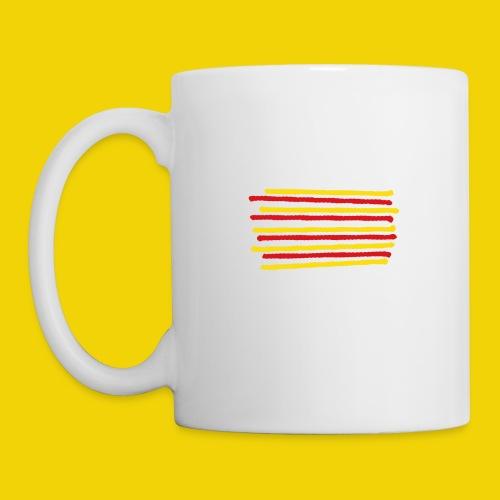 Catalonia Scratch - Mug
