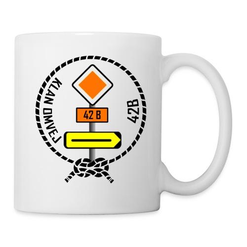 KlanOmvej42B LGOG - Mug