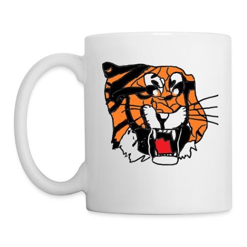 Tigerplaylogo - Tasse