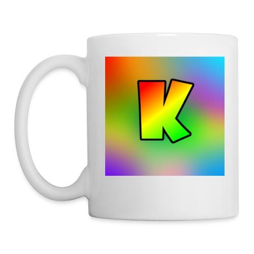 Kreativecke - Logo - Tasse