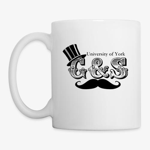 Gilbert and Sullivan Logo - Mug