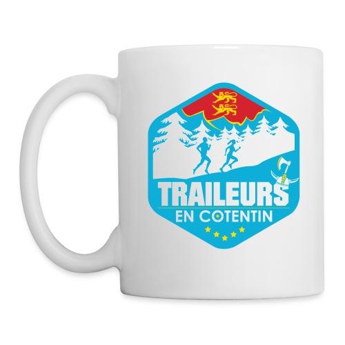 Logo traileurs en cotentin - Mug blanc
