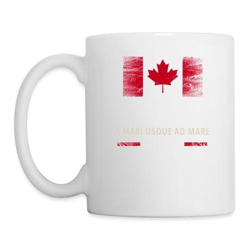 Canada Kanada Amerika maple leaf Flagge Fahne - Mug