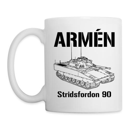 Armén Stridsfordon 9040 - Mugg