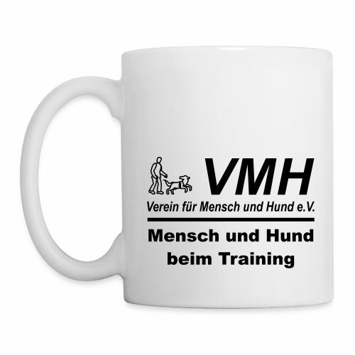 VMH Mensch Hund Training - Tasse