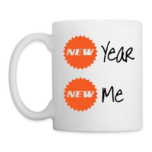 New Year New Me - Mug