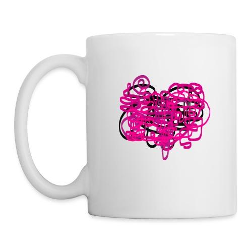 delicious pink - Mug