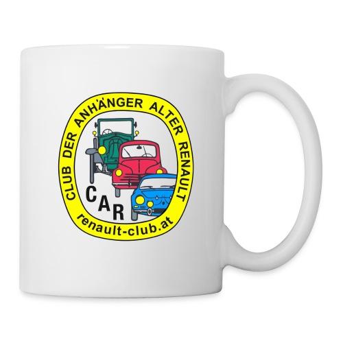 CAR Logo - Tasse