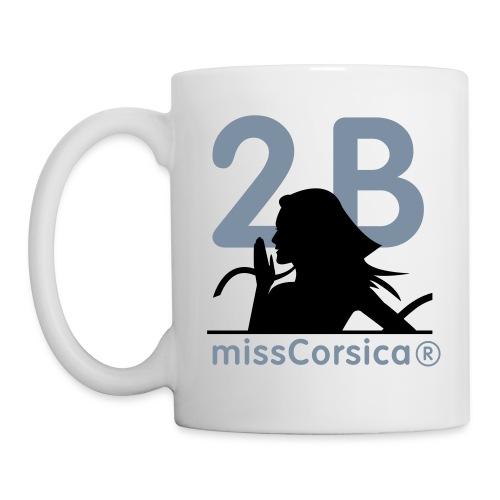 missCorsica 2B - Mug blanc