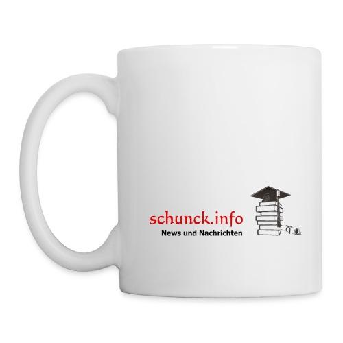 Schunck info - Tasse