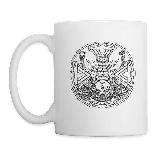 Logotshirtblack1 png - Mug
