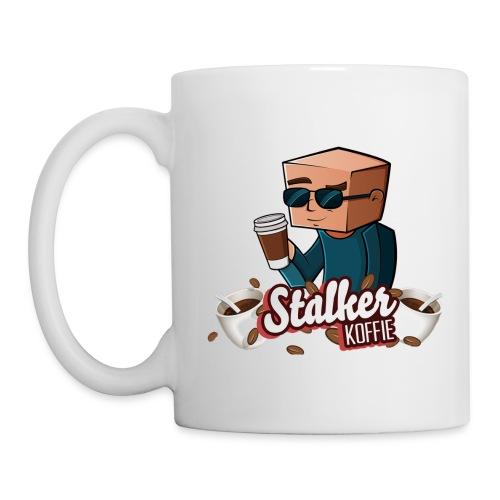 Stalkerkoffie banner png - Mug