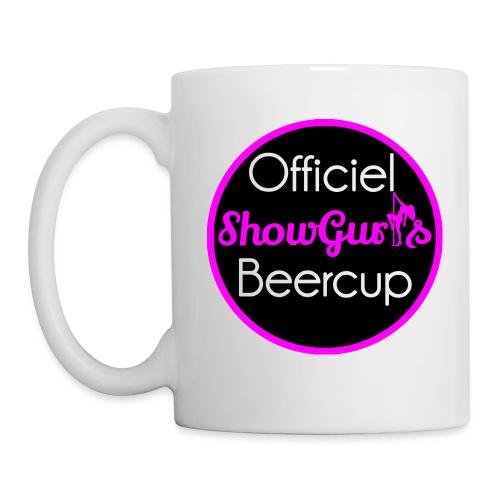 OfficielShowGurlsBeercup - Kop/krus