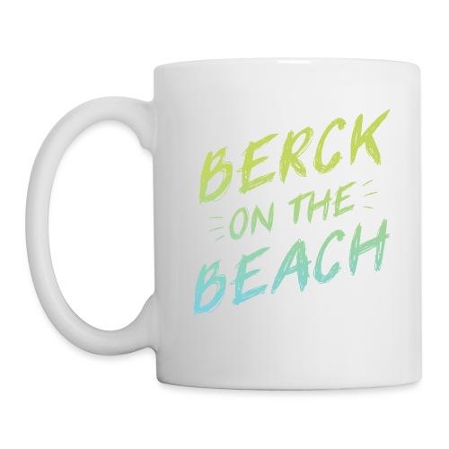 Berck on the Beach I - Mug blanc