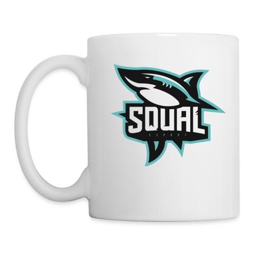 Logo SQUAL - Mug blanc