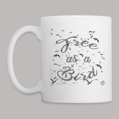 free as a bird | free as a bird - Mug