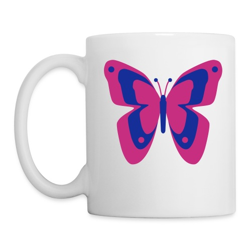 Schmetterling Falter Insekten Frühling Sommer - Mug