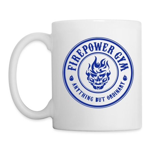 Firepower Gym Logo - Mug