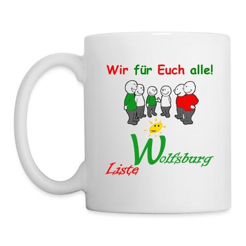 Notizblock LW Becher jpg - Tasse