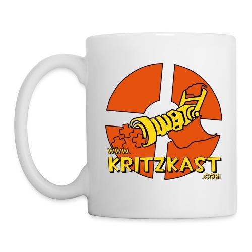 kk logo 26 flex 16cmx16cm - Mug