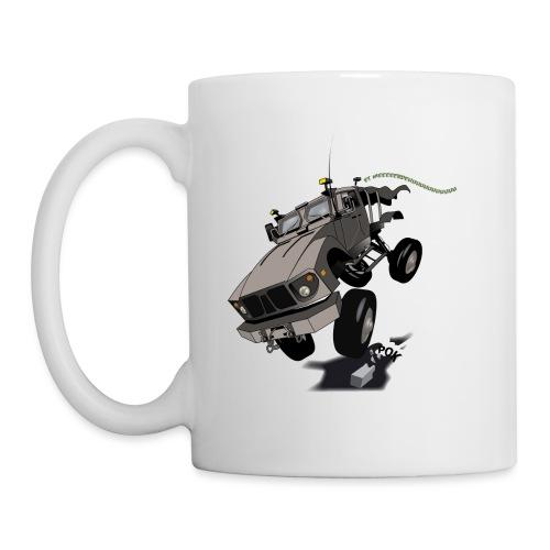 Humvee - Mug blanc